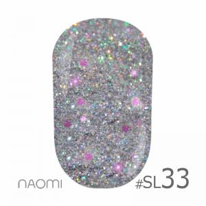 Гель-лак Naomi Self Illuminated SI №33, 6 мл