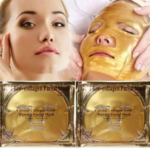 Маска для лица с коллагеном золото (Collagen Crystal Facial Mask)