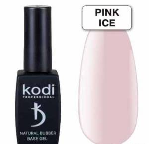База камуфлирующая каучуковая Kodi 12мл Pink Ice
