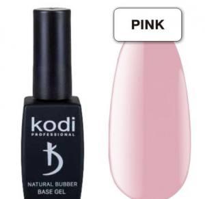 База камуфлирующая каучуковая Kodi 12мл Pink