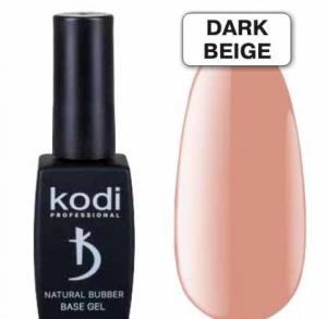 База камуфлирующая каучуковая Kodi 12мл Dark Beige