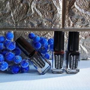 Лак-краска для стемпинга Bluesky STAMPING NAIL POLISH черная 5мл