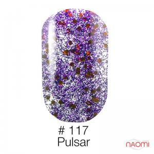 Гель-лак Naomi 117 Pulsar, 6 мл