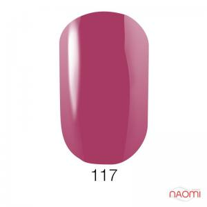 Гель-лак GO 117 розово-малиновый, 5,8 мл
