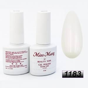 Гель-лак Miss Mary 8ml № 1183 ( жемчужина океана )
