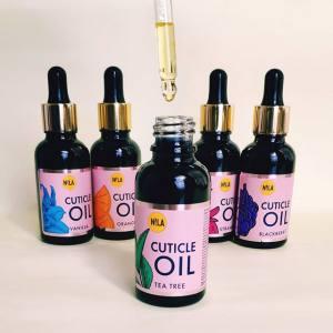 Масло для кутикулы NILA Cuticle Oil с пипеткой 30 мл