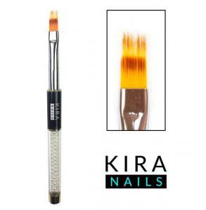 Кисть для градиента Kira Nails Ombre 8 (Nylon)