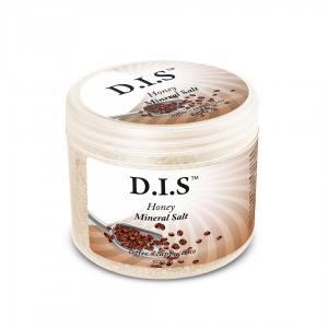 Соль минеральная DIS Nails 600г Coffee+Cappuchino