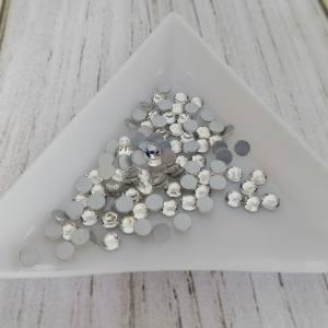 Стразы  чистое стекло SS12 (3мм) 100шт