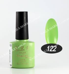 Гель-лак YRE/Bluesky 10мл №122