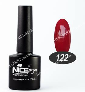 Гель-лак Nice №122