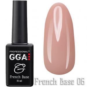 Френч база GGA Professional 06 15мл