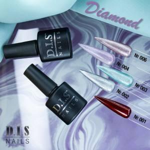 Гель-лак Diamond Cat Eyes  D.I.S Nails
