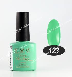 Гель-лак YRE/Bluesky 10мл №123