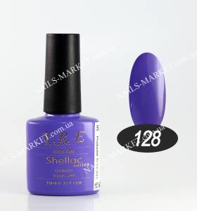 Гель-лак YRE/Bluesky 10мл №128