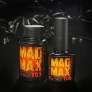 Суперстойкий топ без липкого слоя Mad Max Yo! Nails