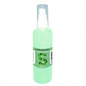 Антибактериальное средство для обработки рук и ногтей, Sanitizer CANNI mint, 150 ml