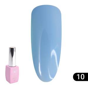 Цветная френч база для гель лака Global Fashion Color French Base Coat 8 мл, 10