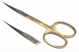 Ножницы Zauber 01-137G для кутикулы