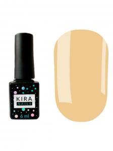 Гель-лак Kira Nails №139 (бежевый, эмаль), 6 мл