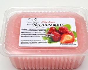Био-парафин Клубника