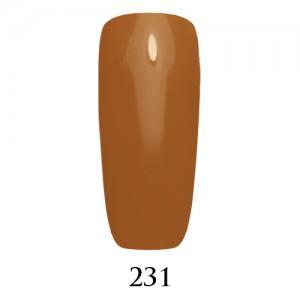 Гель-лак Adore Professional № 231  латунь  7,5 мл