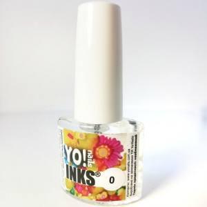 Акварельные чернила Yo!Nails INKS 0 (прозрачный корректор)