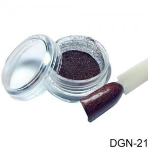 Пудра зеркальная мускатный орех DGN-21