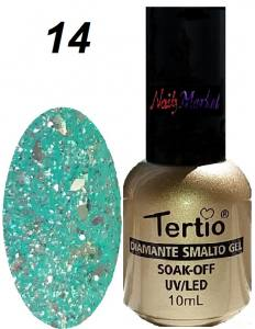 Гель-лак Tertio Diamante 10мл №14