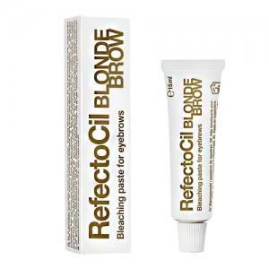 Краска Блонд Броу для осветление ресниц и бровей RefectoCil Blonde Brow, 15мл