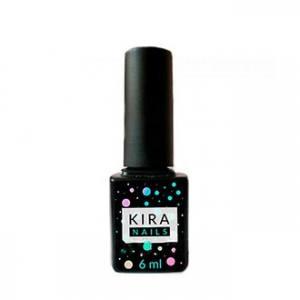 Kira Nails Rubber Base Coat - каучуковое, базовое покрытие, 6 мл