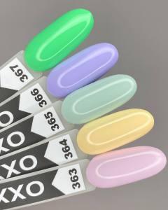 Гель-лак OXXI Professional  10мл (363-367)