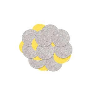 Сменный файл  для металлического педикюрного диска-насадки размер 25мм  50 шт