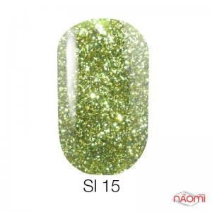 Гель-лак Naomi Self Illuminated SI 15, 6 мл