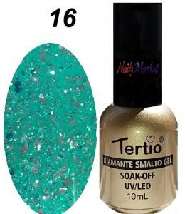 Гель-лак Tertio Diamante 10мл №16