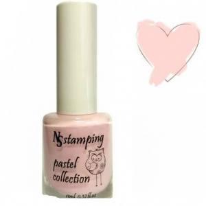 Лак для стемпинга Nail story Пастельная коллекция №2 11мл
