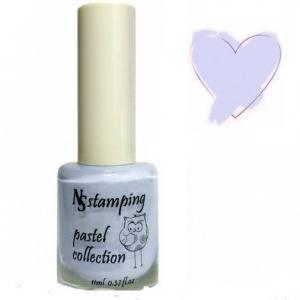 Лак для стемпинга Nail story Пастельная коллекция №7 11мл