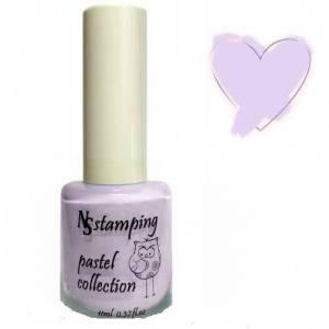 Лак для стемпинга Nail story Пастельная коллекция №8 11мл