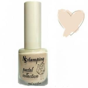 Лак для стемпинга Nail story Пастельная коллекция №3 11мл