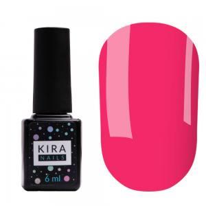 Гель-лак Kira Nails №175 (клубничный сорбет, эмаль), 6 мл