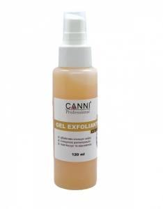Гель-эксфолиант CANNI цитрус, 120 ml