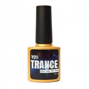 Топ-клей для фольги Yo!Nails TRANCE