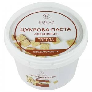 Сахарная паста для шугаринга Serica Твердая 100% натуральная 500г