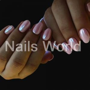 Жемчужная втирка Nails World №05