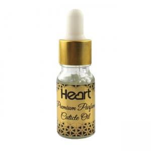 Масло для кутикулы Heart Miss World парфюмированное