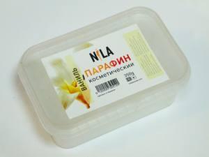 Парафин ароматизированный Nila ваниль 350г