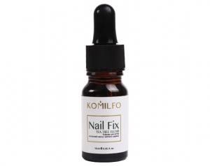 Komilfo Nail Fix Tea Tree Elixir — эликсир для ногтей, 10 мл