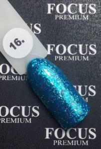 Гель лак Focus Titan Premium, 8 мл №16