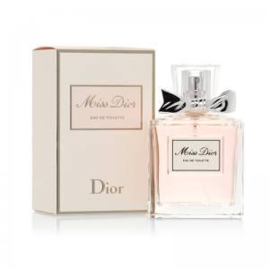 Женская туалетная вода Christian Dior Miss Dior 100 мл.