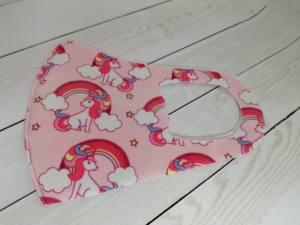 Маска-питта многоразовая тканевая детская Пони